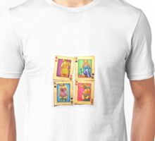 Playing with Beauty Unisex T-Shirt