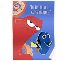 Dory and Hank - Finding Dory Poster