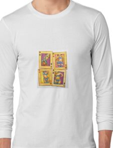 Playing with Lust Long Sleeve T-Shirt