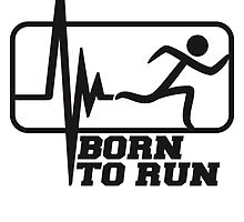 Frequency pulse heart rate born to run by Style-O-Mat