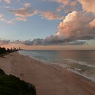 Gorgeous Gold Coast Sunset by FangFeatures