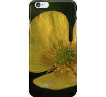 Evening Buttercup iPhone Case/Skin