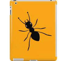 Black Ant iPad Case/Skin