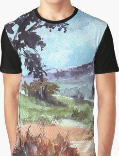 Dusk in Magaliesburg Graphic T-Shirt