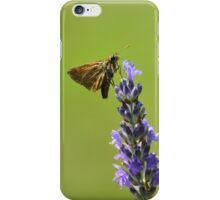 Butterfly Lavander iPhone Case/Skin
