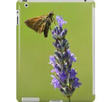 Butterfly Lavander iPad Case/Skin