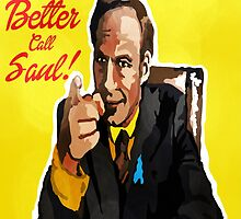 Better Call Saul by laurelsart2014