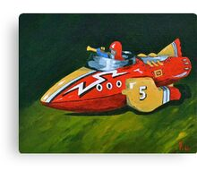 Rocket Fighter  Canvas Print