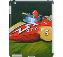Rocket Fighter  iPad Case/Skin