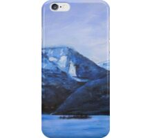 Loch Lomond in Winter iPhone Case/Skin