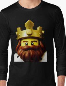 Classic King Long Sleeve T-Shirt