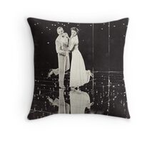 """""""Broadway Melody of 1940"""" Eleanor Powell and Fred Astaire Throw Pillow"""