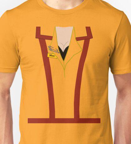 Max Black - Uniform Unisex T-Shirt