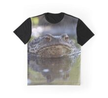 Cranky toad Graphic T-Shirt