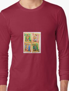 Playing for Friendship Long Sleeve T-Shirt