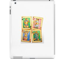 Playing for Friendship iPad Case/Skin