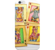 Playing for Happiness iPhone Case/Skin