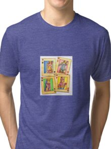 Playing for Happiness Tri-blend T-Shirt