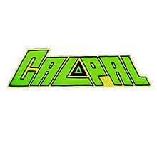 ☯ calpal ☯ Photographic Print