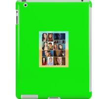 teen wolf iPad Case/Skin