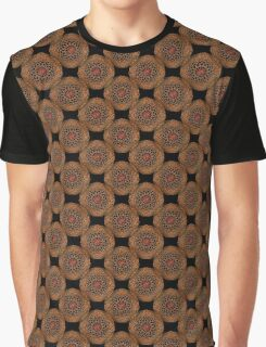 Wire Dome in Copper Graphic T-Shirt