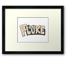☣ Dr. Fluke ☣ Framed Print