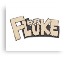 ☣ Dr. Fluke ☣ Canvas Print