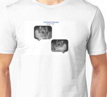 Hamster Message Unisex T-Shirt