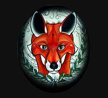 foxy fox shirt Womens Fitted T-Shirt