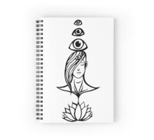 Truth and the Beholder Spiral Notebook