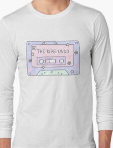 The 1975-UNDO Tape Long Sleeve T-Shirt