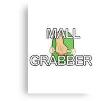 Mall Grabber Metal Print