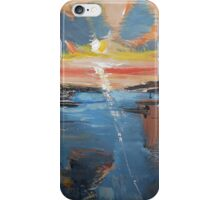 Fading Day VI iPhone Case/Skin