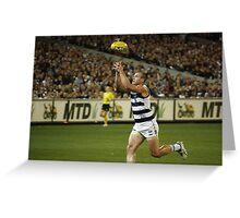 Josh Hunt - Geelong Greeting Card