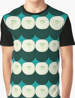 Cucumber Maki Graphic T-Shirt