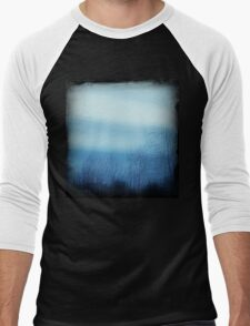 Bleu Noir Dusk Men's Baseball ¾ T-Shirt