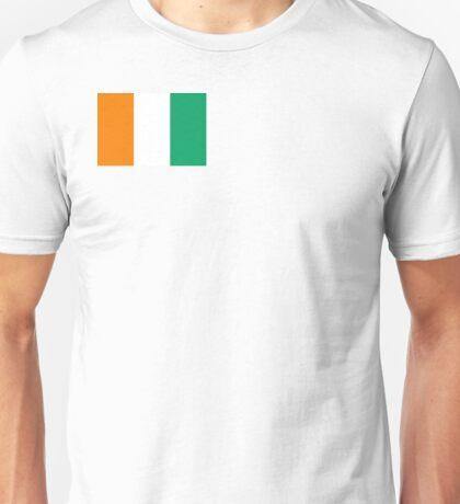 Côte d'Ivoire Pillows & Totes Unisex T-Shirt
