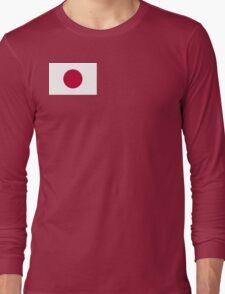 Japan Pillows & Totes Long Sleeve T-Shirt