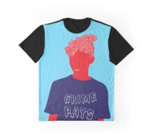 crime pays Graphic T-Shirt