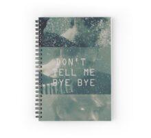 Run Taehyung BTS Spiral Notebook