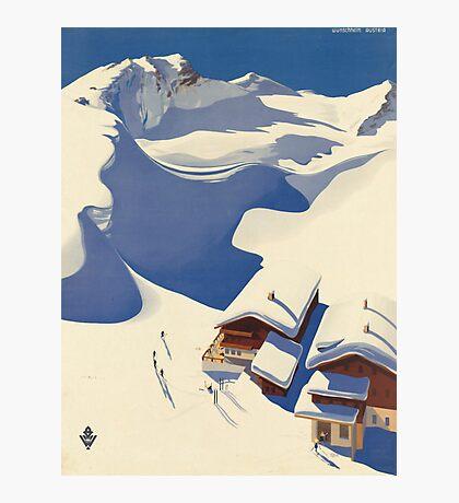 The Alps Photographic Print