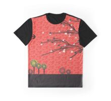 Geometric Nature IV Graphic T-Shirt