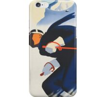 Ski Austria iPhone Case/Skin