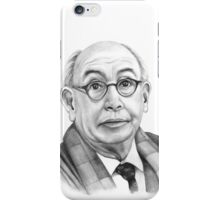 Malcolm Hebden plays Norris Cole iPhone Case/Skin