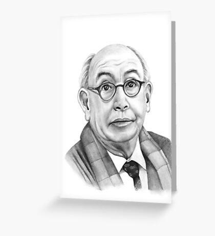 Malcolm Hebden plays Norris Cole Greeting Card