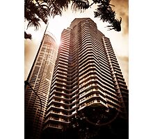 High-Rise in Surfers Paradise Photographic Print