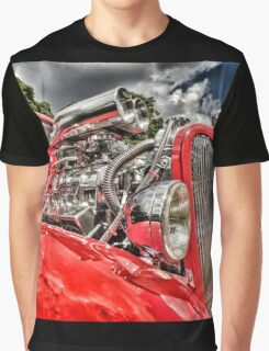 Red Hot Graphic T-Shirt