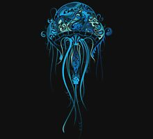 Blue Jellyfish Unisex T-Shirt