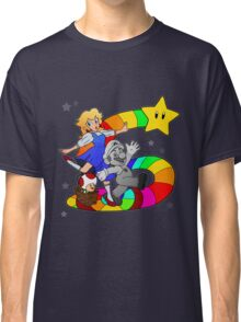 Follow The Rainbow Road! Classic T-Shirt