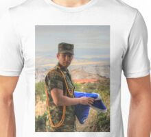 Soldier On Duty Unisex T-Shirt